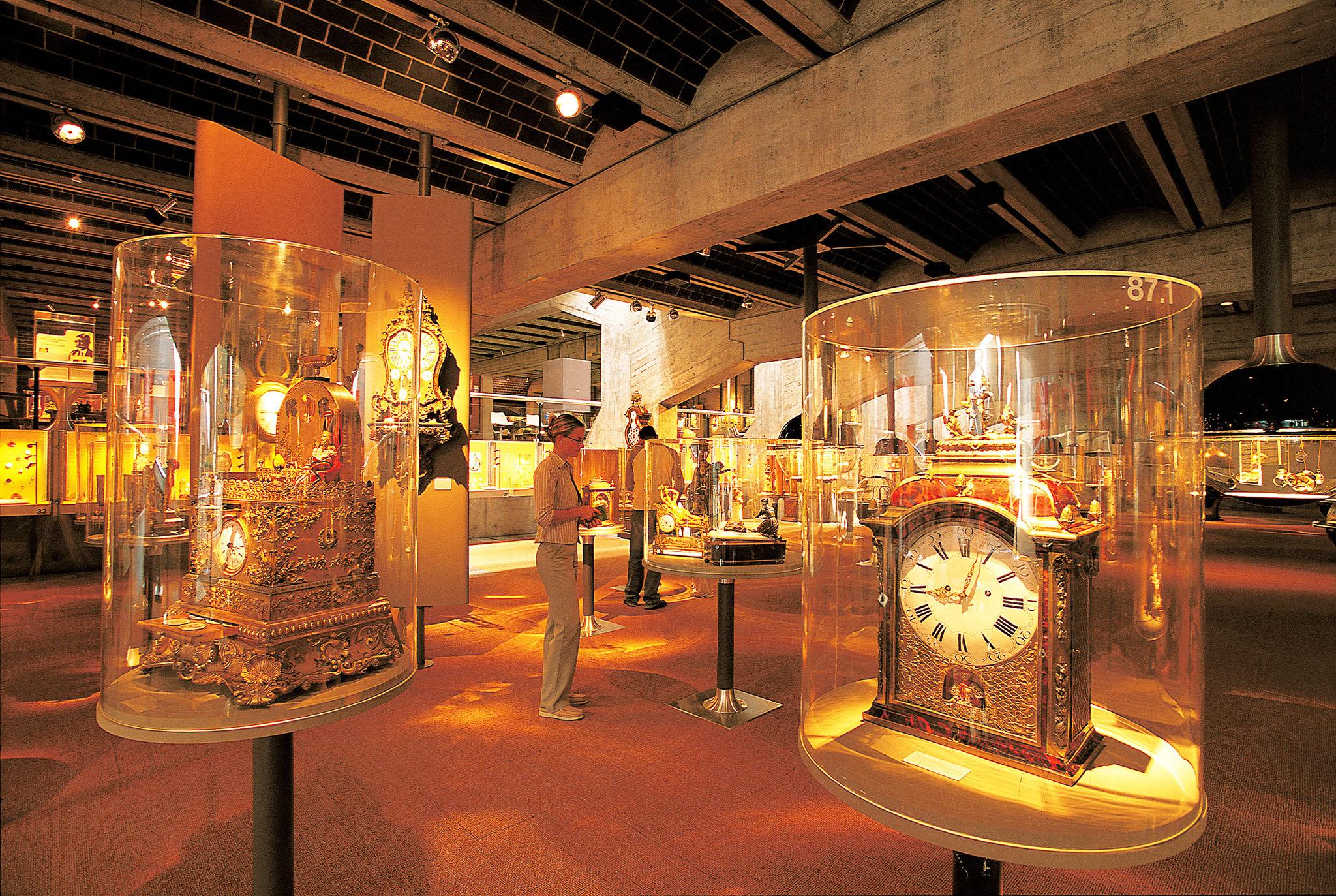 musée international de l'horlogerie