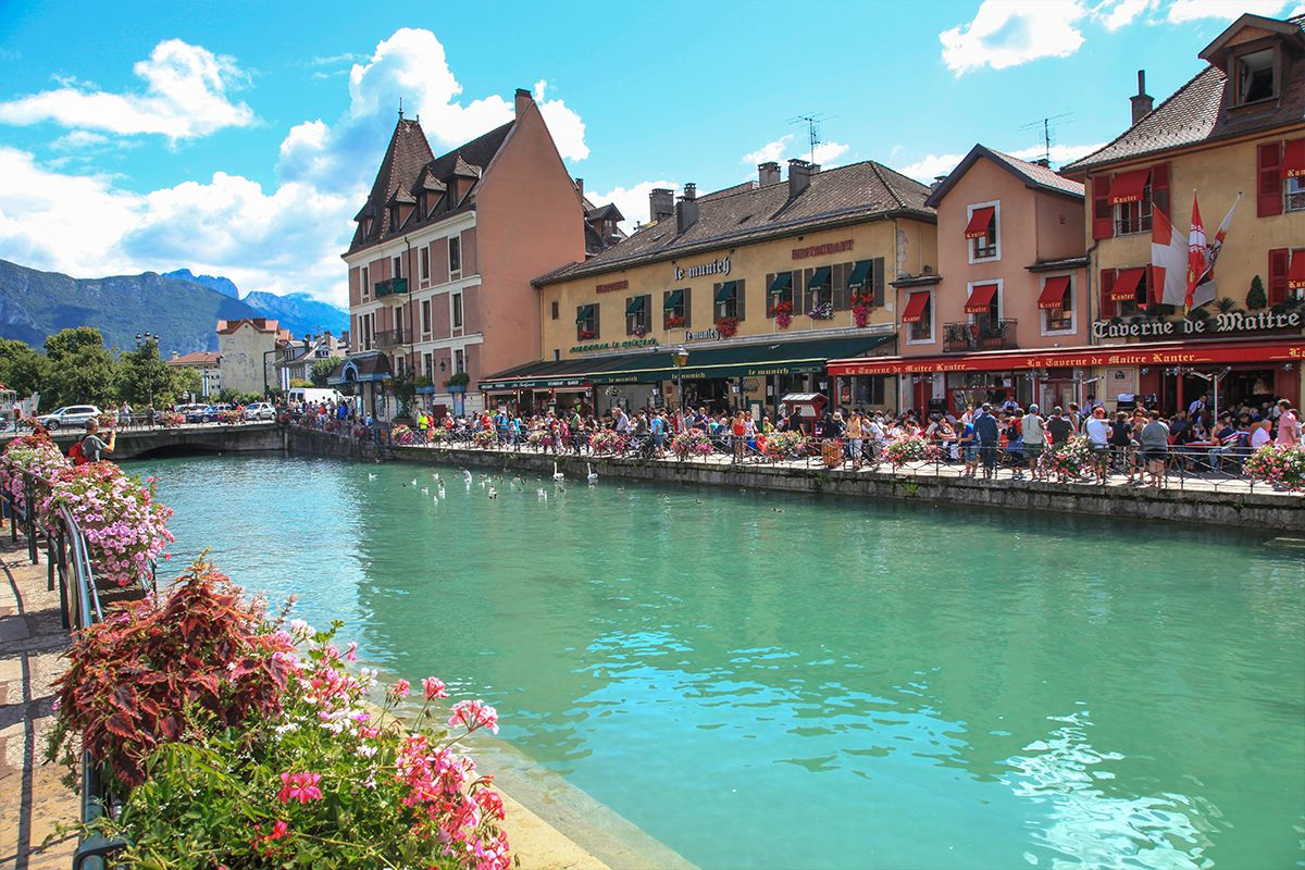 Anncey The Venice of the Alps