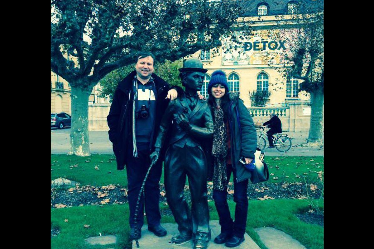 Chaplin Montreux Chillon