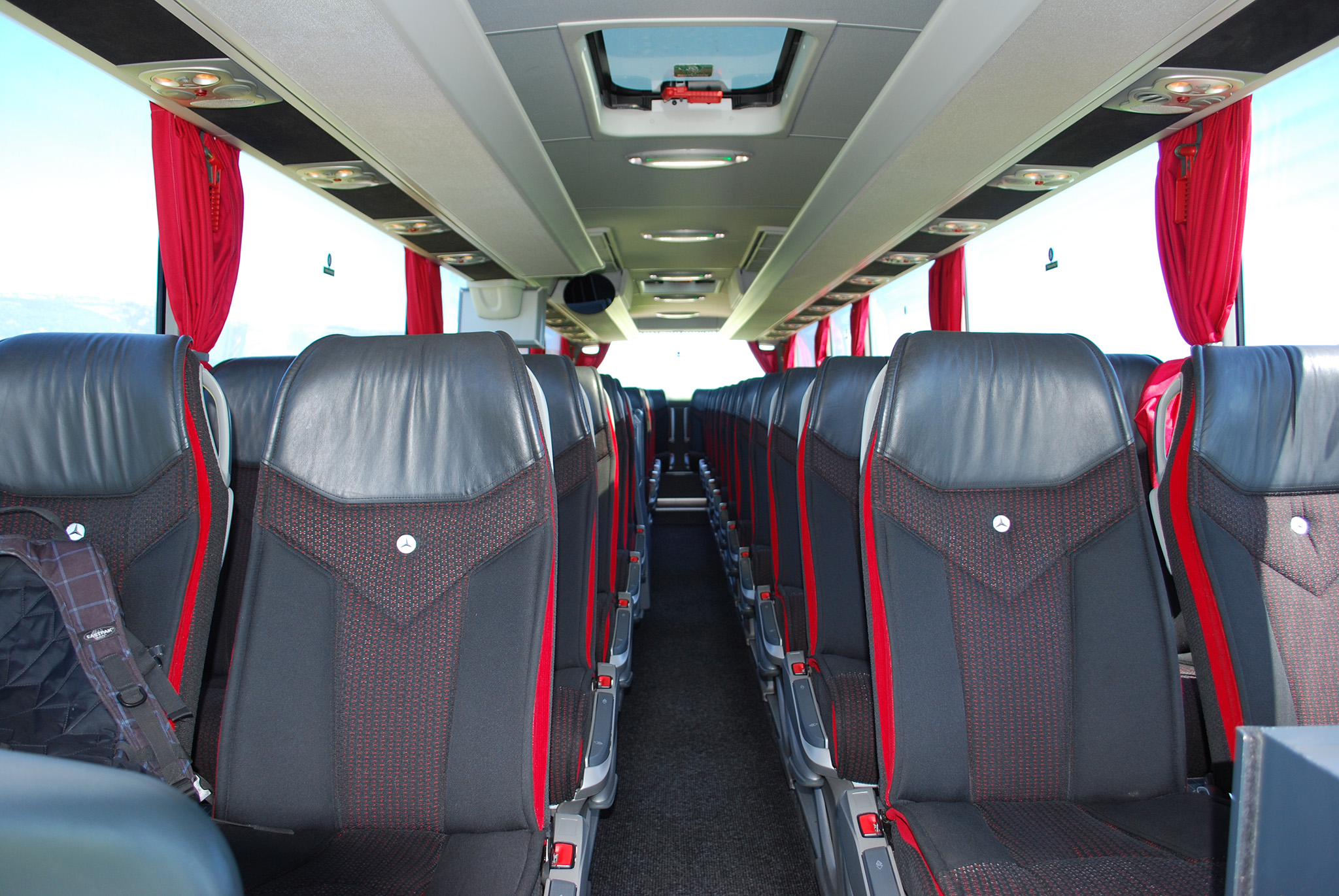 BUS STD LUXE MB