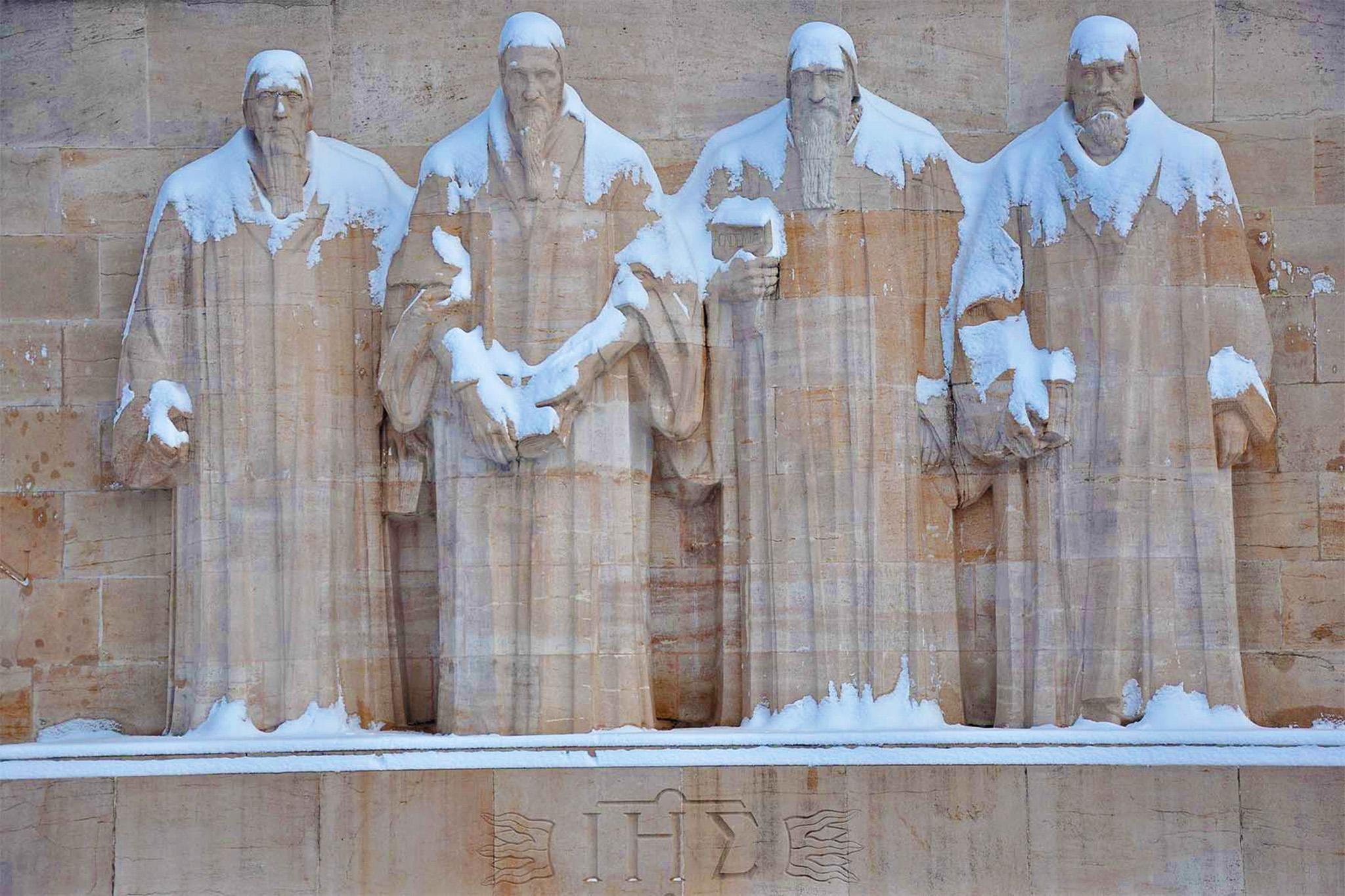 Mur des Réformateurs