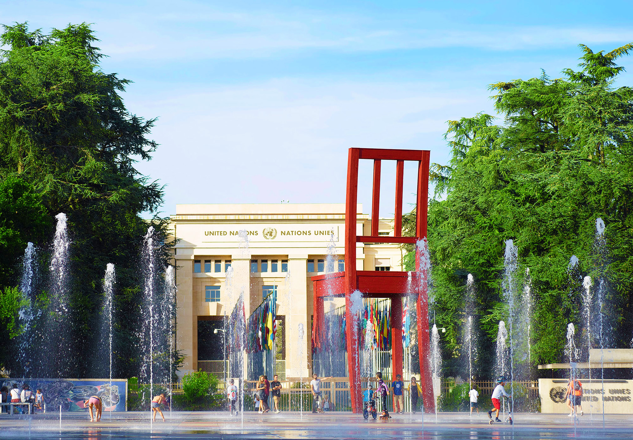 Place des Nations
